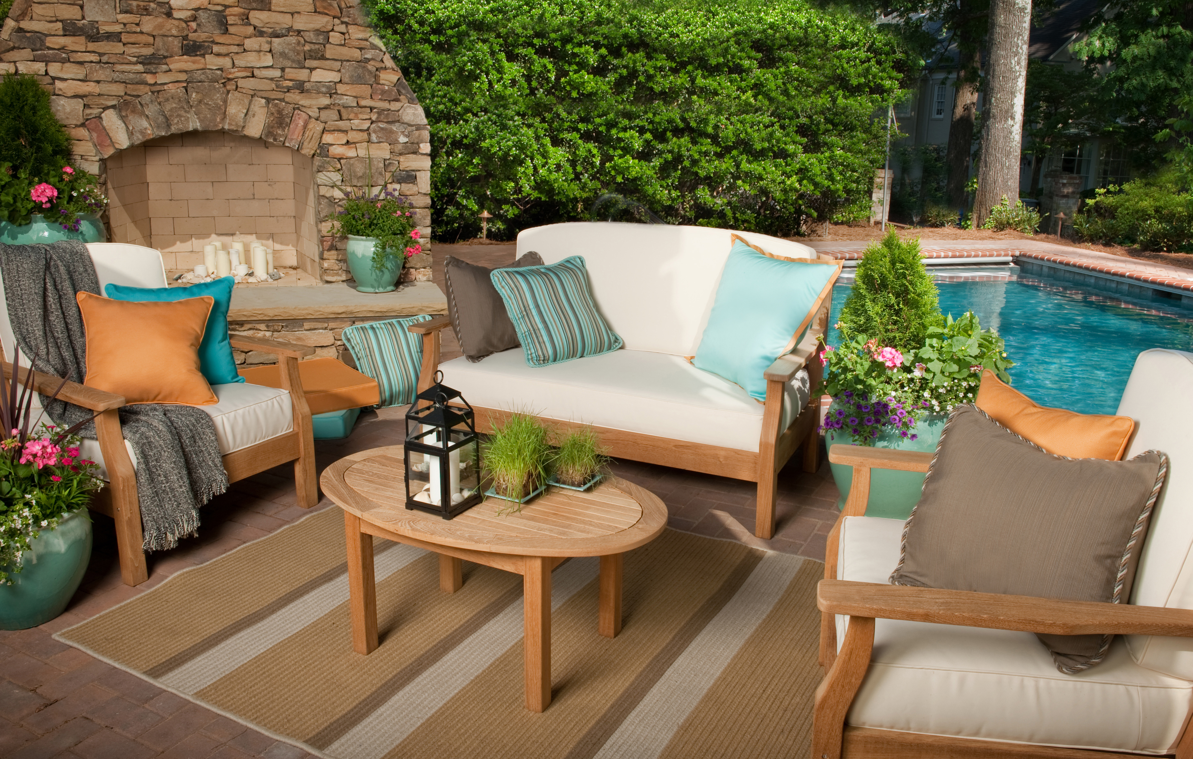 Spicing Up Outdoor Furniture Patio Hearth Blog