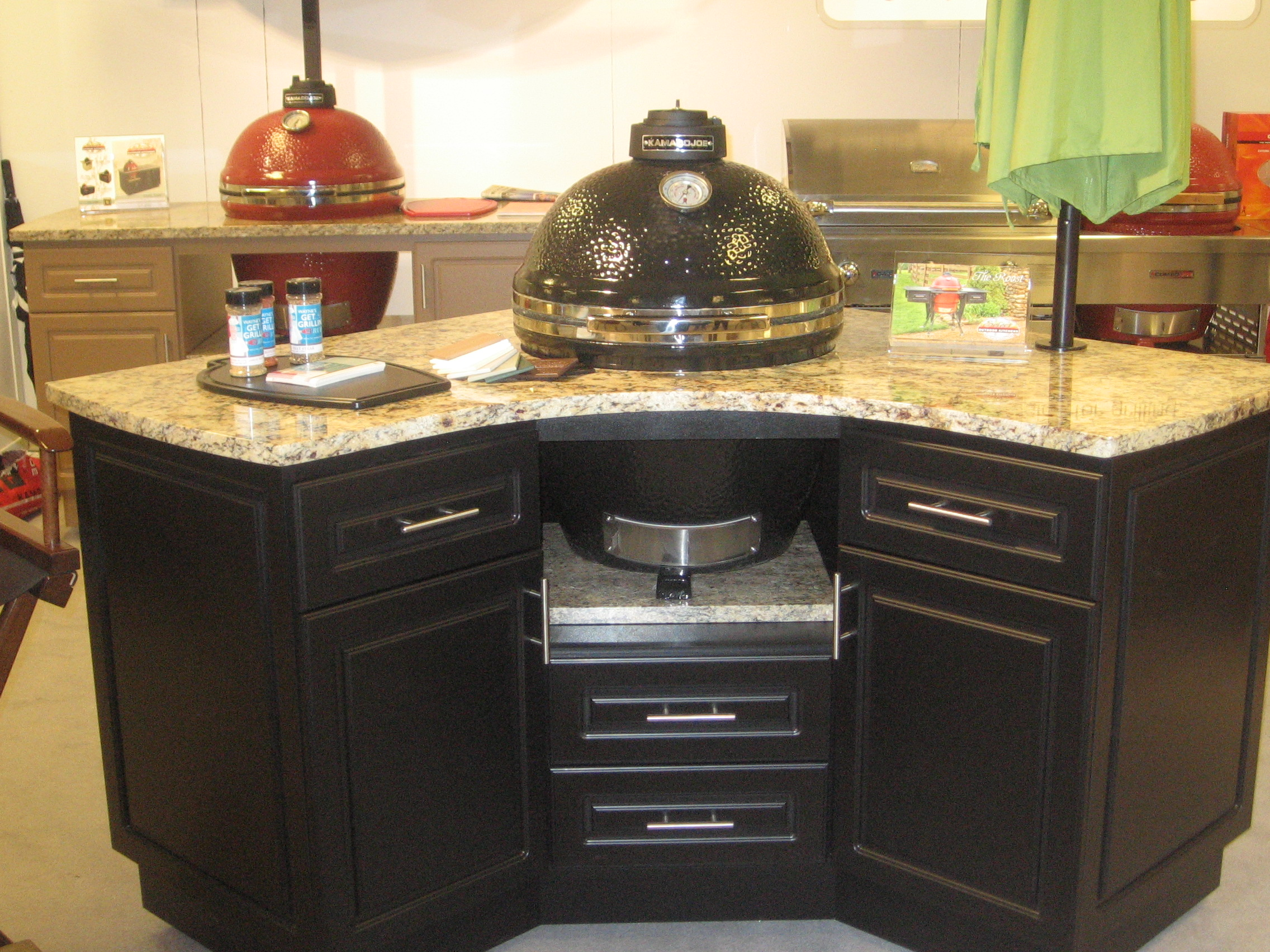 Its Showtime Part  Patio  Hearth Blog -  select outdoor kitchens