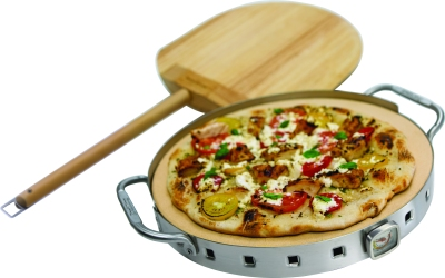 Deep Dish Grill Wok and Stone Grill Set from Broil King