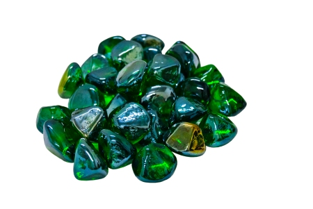 R.H. Peterson's Diamond Nuggets in Emerald