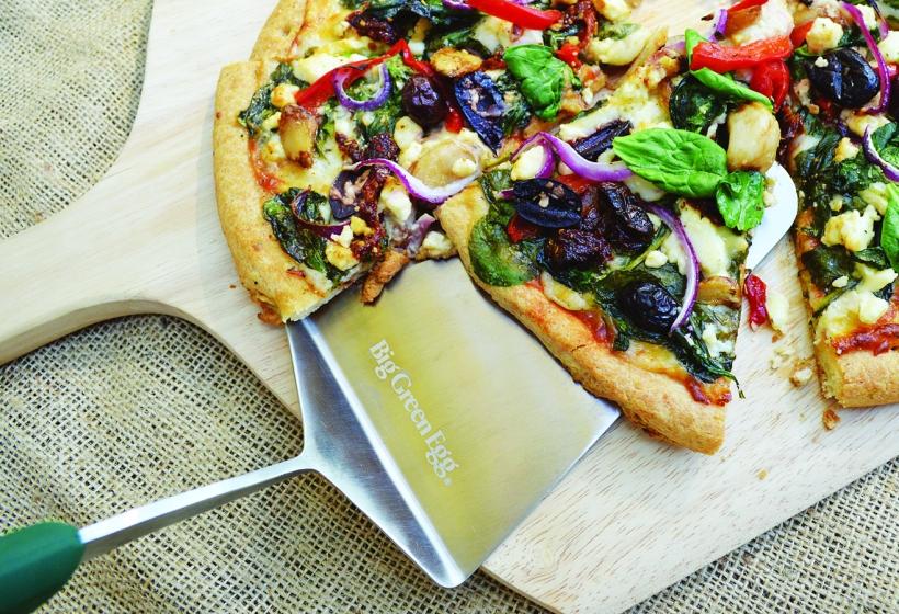 New Big Green Egg Pizza EGGcessories