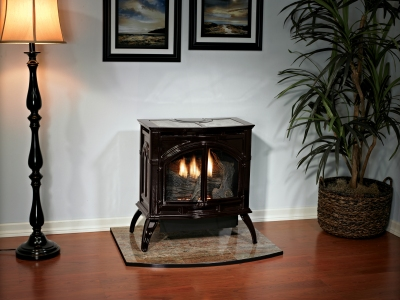 Heritage Vent-Free Cast Iron Stove series