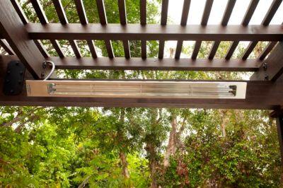 Slimline Single-element Heaters - Infratech