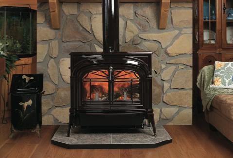 Vermont Castings Flexburn™ Stoves (Defiant® & Encore®)