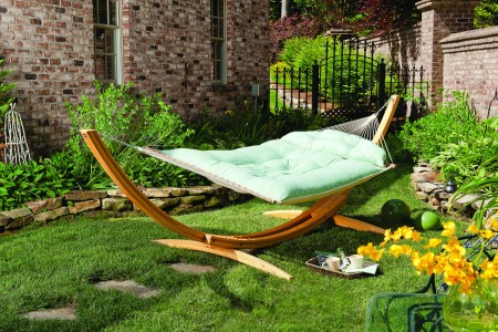 Watermark Cool Springs Tufted Hammock from The HammockSource