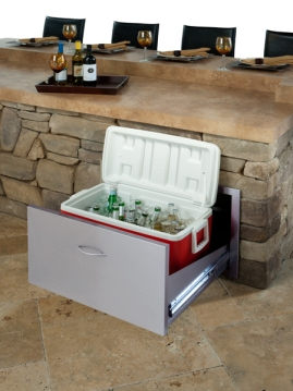 Cooler Drawer from Capital