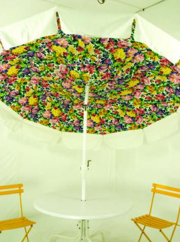 ZipJack Classic patio umbrella