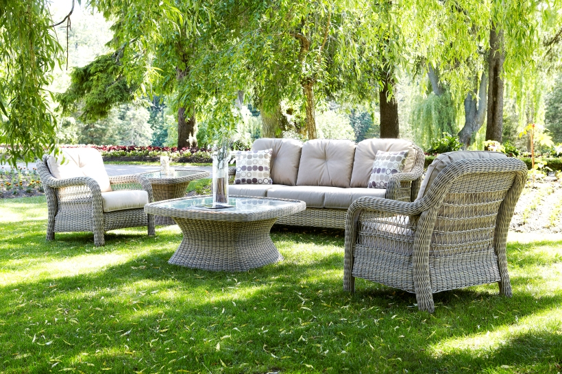 The Charleston woven collection