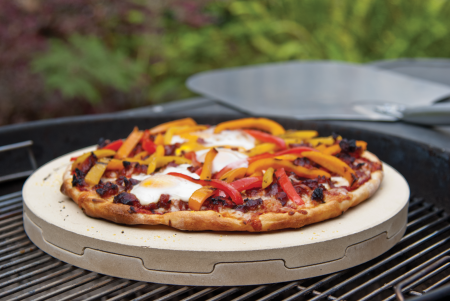 The Perfect Pizza Grilling Stone from The Companion Group