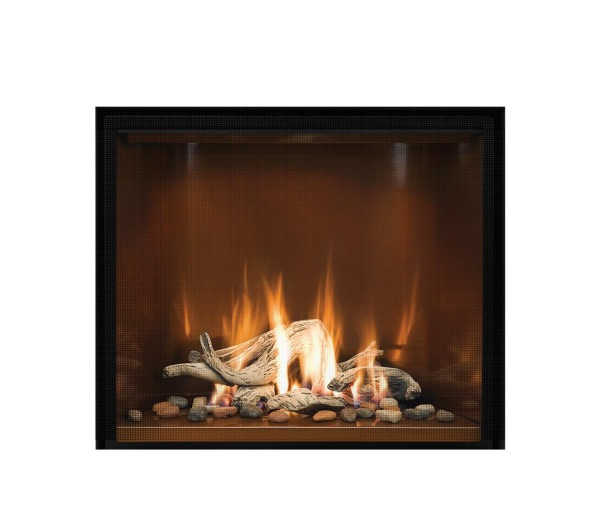 FullView Modern Fireplace by Mendota Hearth