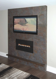 MLW Stone's new flexible natural stone is a hit with customers.