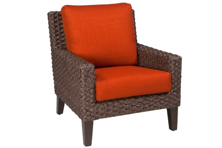 The Mona Lounge Chair from Woodard