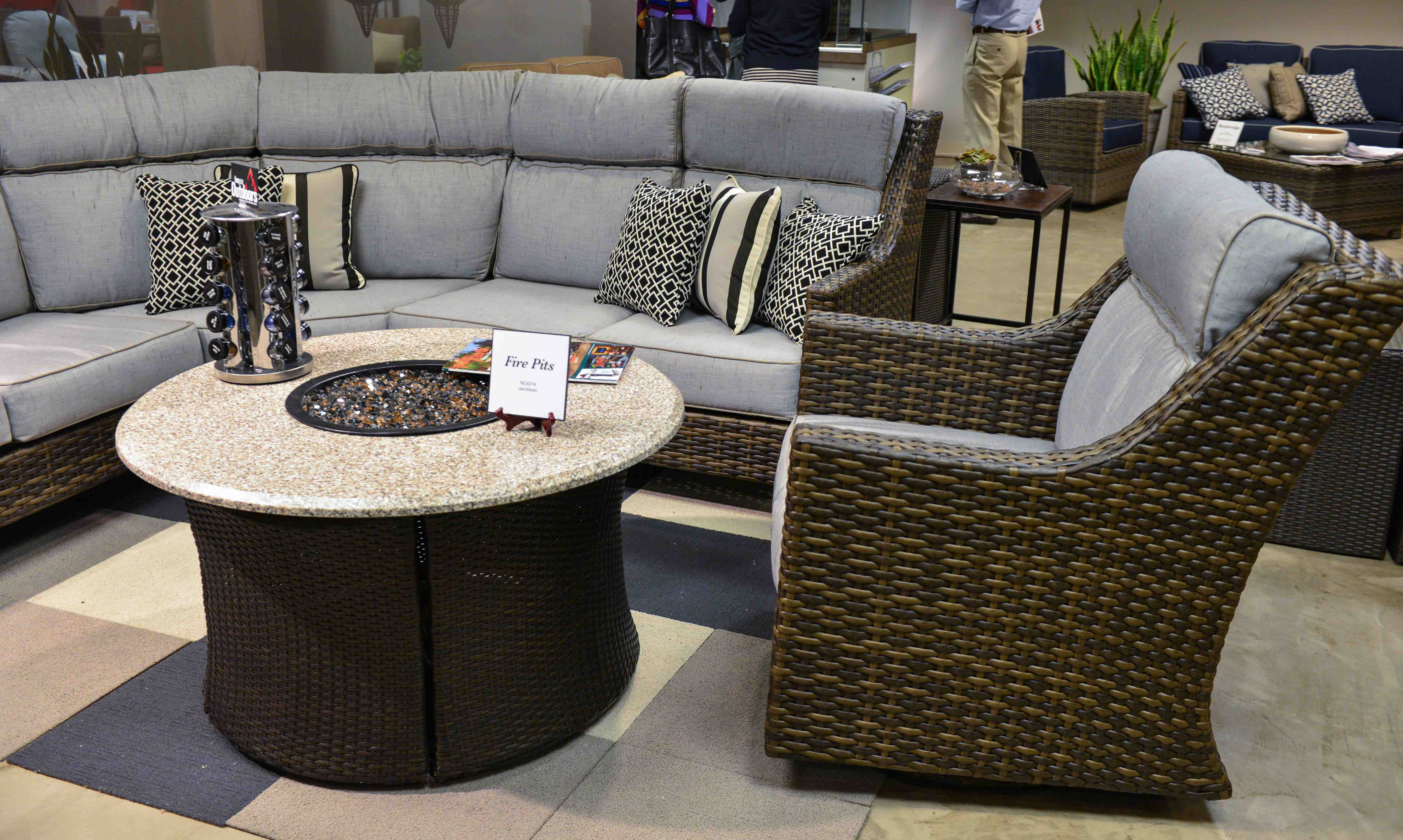 Energized By Optimism The Scene At Casual Market Patio  Hearth - North cape outdoor furniture