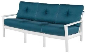 The Hampton Deep Seating Sofa is another prime example of an MGP product.