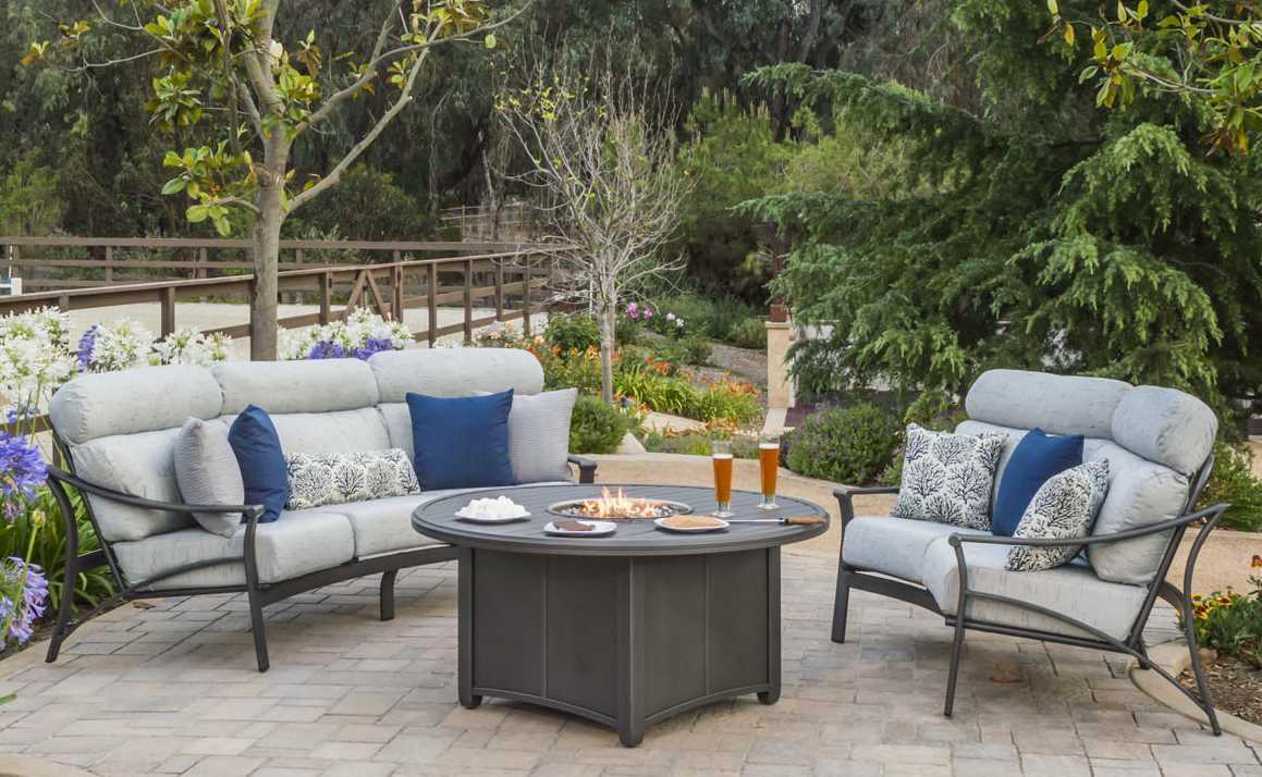 July  Patio  Hearth Blog - Tropitone outdoor furniture