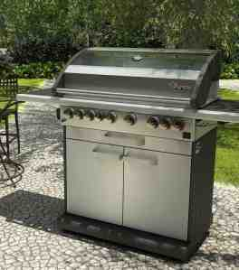 Fervor™ grills feature GrillSmart™ technology.