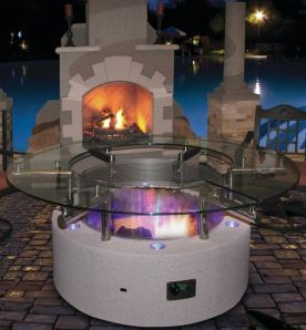 The FPT-2500 Firepit.